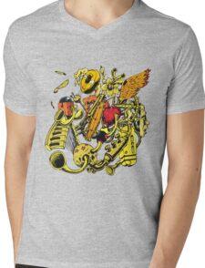 God Damn Jam Mens V-Neck T-Shirt