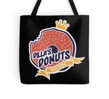 Dilla's Donut Tote Bag