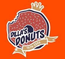 Dilla's Donut Kids Tee
