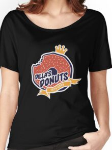 Dilla's Donut Women's Relaxed Fit T-Shirt