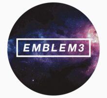 Emblem3 Galaxy by jnnps