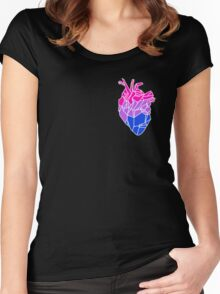 Bisexual Babe Women's Fitted Scoop T-Shirt