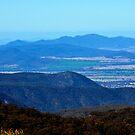 View from Doug Sky Lookout by Elizabeth McPhee