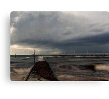 Seascapes Two Canvas Print