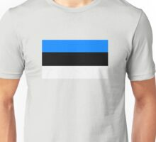Flag of Estonia Unisex T-Shirt