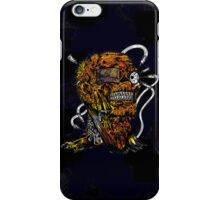 Undead Zombie Mummy Freaky Guy iPhone Case/Skin