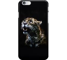 Jaguar, Wild Cat, Animal-Lover, Wildlife Art iPhone Case/Skin