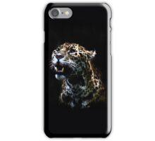 Jaguar, Wild Cat, Animal-Lover, Wildlife Art iPhone Case/Skin