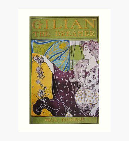 Gillian The Dreamer Art Print
