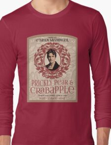 Downton Abbey Inspired - O'Brien Soap - Lady's Maid Miss O'Brien of Downton Abbey Long Sleeve T-Shirt