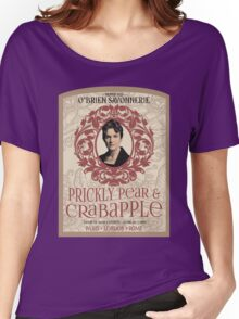 Downton Abbey Inspired - O'Brien Soap - Lady's Maid Miss O'Brien of Downton Abbey Women's Relaxed Fit T-Shirt