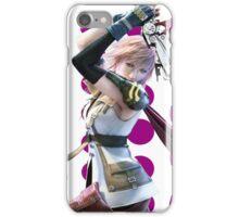 Ligthning (Final fantasy XIII) iPhone Case/Skin