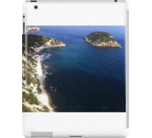 Cliff view  iPad Case/Skin