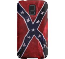 Confederate Flag Southern Cross US Flag Samsung Galaxy Case/Skin