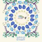 yoga garden II by ecrimaga