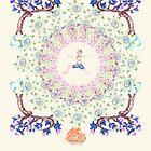 yoga garden IV by ecrimaga