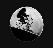 Bigfoot Rides! Unisex T-Shirt