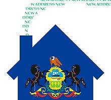 new pennsylvania address by maydaze