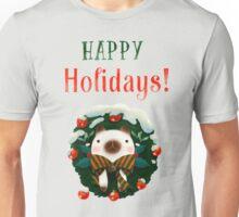 Holiday Cat Unisex T-Shirt