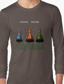 Potion Tee Long Sleeve T-Shirt