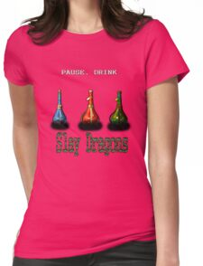 Potion Tee Womens Fitted T-Shirt