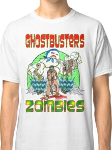 Zombie Ghostbusters Classic T-Shirt