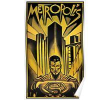 Guardian of Metropolis Poster