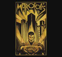 Guardian of Metropolis T-Shirt