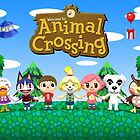 Animal Crossing by RedFlare