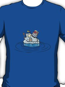 Summer Polar Bear : Savory Shaved Ice T-Shirt
