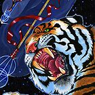 Space Tiger  by Sarah McKay
