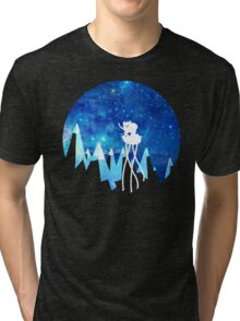 to very distant lands Tri-blend T-Shirt