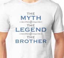 Myth Legend Brother Unisex T-Shirt