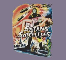 Satan's Satellites by Chivieri Designs