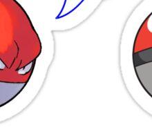 Voltorb Joke  (Pokemon Parody) Sticker
