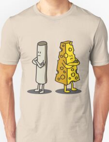 Chalk & Cheese T-Shirt