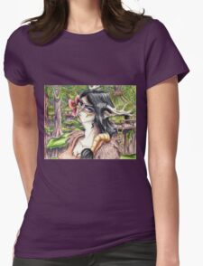 Willa Womens Fitted T-Shirt