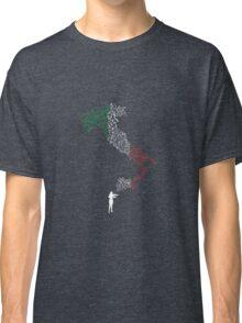 Italian Violinist Classic T-Shirt