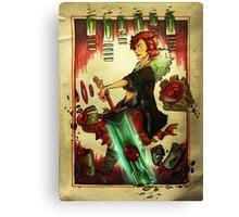 Game Transistor Canvas Print