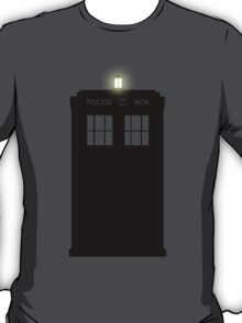 Doctor Who Dark Tardis T-Shirt