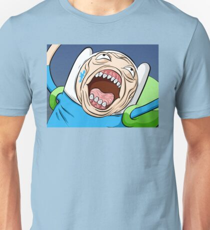 Adventure Time - Fin Unisex T-Shirt