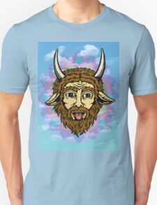 Manticore takes  a critical hit Unisex T-Shirt