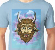 Manticore takes  a critical hit Unisex T-Shirt