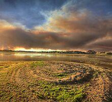 Swirls and Smoke by Bob Larson
