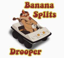 Drooper - Banana Splits TV Show One Piece - Long Sleeve