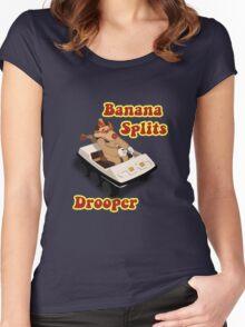 Drooper - Banana Splits TV Show Women's Fitted Scoop T-Shirt