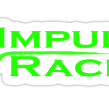 Impulse Racing Logo Sticker