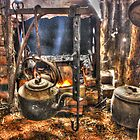 Rustic Kitchen by Andrew S