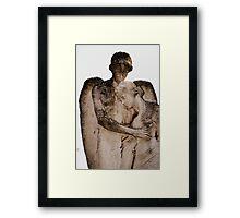 Angel's Embrace Framed Print