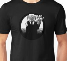 Monsters Wearing Suits #1 Unisex T-Shirt